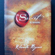 Libros de segunda mano: THE SECRET - EL SECRETO - RHONDA BYRNE - EDICIONES URANO 2007. Lote 58290340