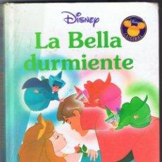Libros de segunda mano: LA BELLA DURMIENTE LOS CLÁSICOS DISNEY EDICIONES GAVIOTA 128 PÁGINAS AÑO 1996 MD140. Lote 57627569