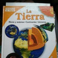Libros de segunda mano: LA TIERRA. Lote 57537976