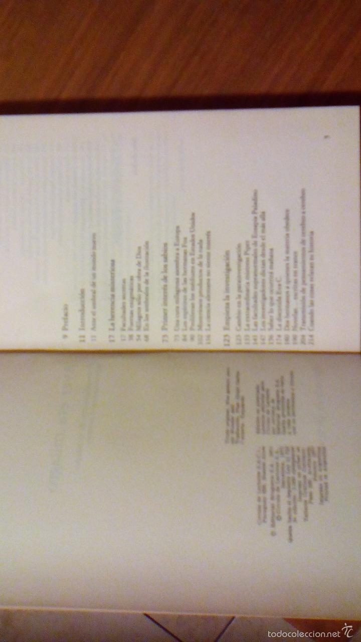 Libros de segunda mano: AYER ERA MILAGRO, por Werner Keller -1974 - Bruguera - Círculo de Lectores - Argentina - TAPAS DURA - Foto 3 - 57663396