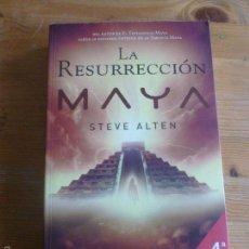Libros de segunda mano: LA RESURRECCION MAYA. STEVE ALTEN. VIA MAGNA. 2007 650PP. Lote 57675069