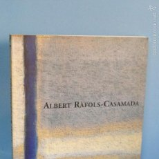 Libros de segunda mano: ALBERT RÀFOLS-CASAMADA.-(CATÁLOGO). IVAM-MACBA. Lote 57681216
