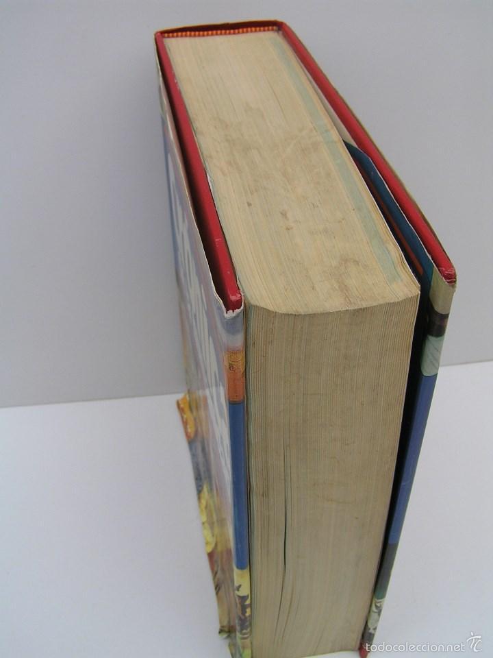 Libros de segunda mano: LIBRO CRONICA DE LA HUMANIDAD DE EDITORES PLAZA JANES - AÑO 1987 DE 1184 PAGINAS - Foto 3 - 57698916