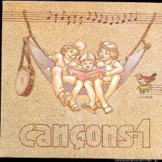 Libros de segunda mano: CANÇONS TRADICIONALS CATALANES. ORFEÓ LLEIDATÀ. DESEMBRE 1985.. Lote 57701418