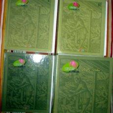 Libros de segunda mano: CONSTRUIR LA EDAD MEDIA LADRILLO A LADRILLO - MODELISMO MEDIEVAL - COMPLETA - ED. DEL PRADO - VER. Lote 57706403