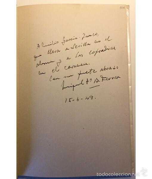 Libros de segunda mano: PREGON DE SEMANA SANTA - Foto 2 - 57710397