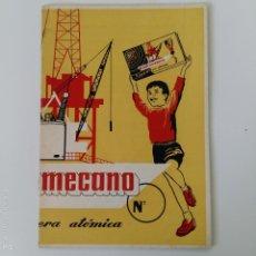 Libros de segunda mano: MANUAL DE ELECTROMECANO EL JUGUETE DE LA ERA ATOMICA. Lote 57714034
