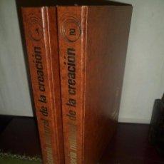 Libros de segunda mano: HISTORIA NATURAL DE LA CREACION. 2 TOMOS. EDAF. Lote 57736622
