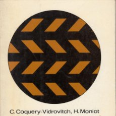 Libros de segunda mano: AA. VV. AFRICA NEGRA DE 1800 A NUESTROS DÍAS. LABOR, BARCELONA 1976.. Lote 57837374