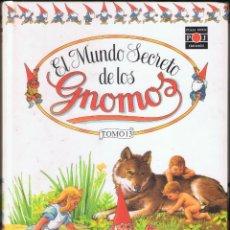 Libros de segunda mano: EL MUNDO SECRETO DE LOS GNOMOS TOMO 13 S DE LA IGLESIA Y J GOMEZ REA 44 PÁGINAS MD36. Lote 57859699