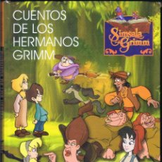 Libros de segunda mano: CUENTOS DE LOS HERMANOS GRIMM Nº 1 GERARD JACAS 128 PÁGINAS AÑO 2002 MD40. Lote 57859975