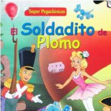 Libros de segunda mano: EL SOLDADITO DE PLOMO EDITORIAL LIBSA MADRID 16 PÁGINAS AÑO 2008 MD4. Lote 57859993