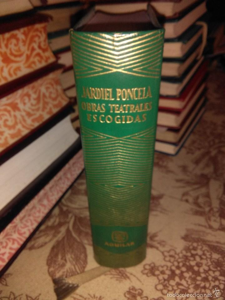 COLECCION JOYAS: OBRAS TEATRALES ESCOGIDAS (Libros de Segunda Mano (posteriores a 1936) - Literatura - Otros)