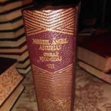 Libros de segunda mano: COLECCION JOYAS: OBRAS COMPLETAS DE MIGUEL ANGEL ASTURIAS. Lote 57910275