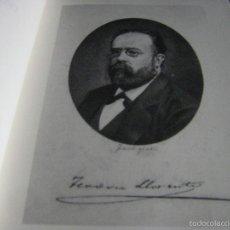 Libros de segunda mano: LIBRO TEODORO LLORENTE OLIVARES EPISTOLARIO (1866-1911) VALENCIA LO RAT PENAT LAS PROVINCIAS. Lote 57920248