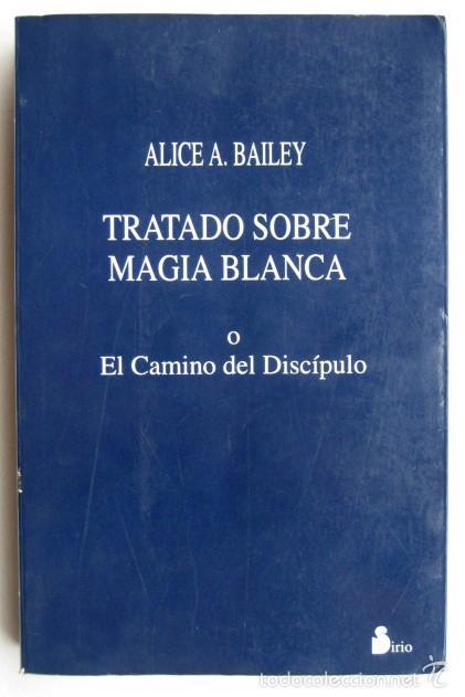 Tratado Sobre Magia Blanca O El Camino Del Disc Sold