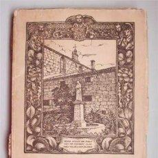 Libros de segunda mano: LA CARTUJA, SAN BRUNO Y SUS HIJOS. IMÁGENES DE LAS DE VALENCIA, MIRAFLORES (BURGOS), JEREZ (CÁDIZ). Lote 57936735