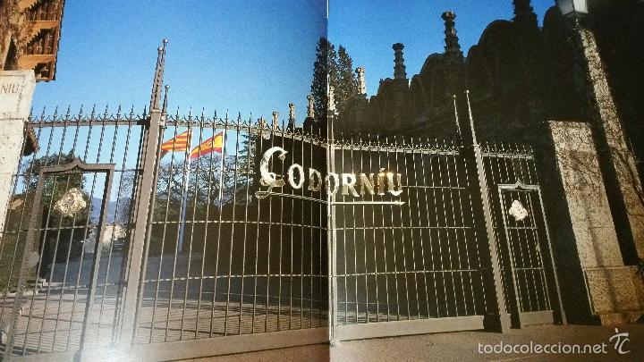 Libros de segunda mano: Codorniu 1551 a 1872 Vintage en Tapas Duras una joya de la historia del cava - Foto 3 - 57953263