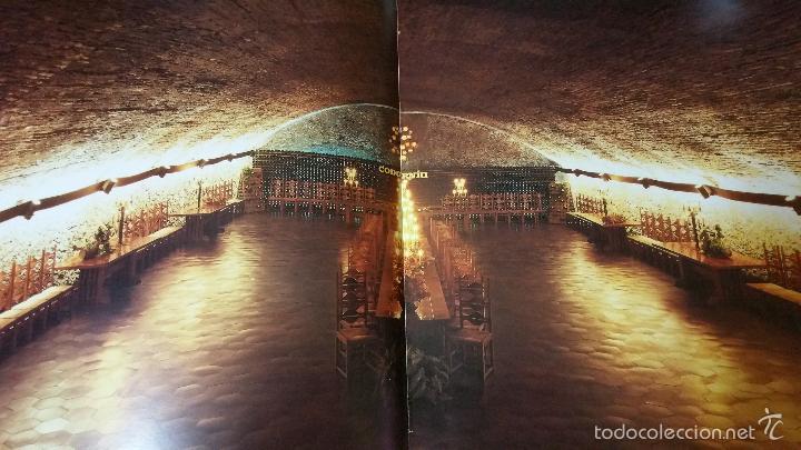Libros de segunda mano: Codorniu 1551 a 1872 Vintage en Tapas Duras una joya de la historia del cava - Foto 6 - 57953263