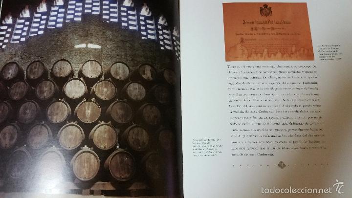 Libros de segunda mano: Codorniu 1551 a 1872 Vintage en Tapas Duras una joya de la historia del cava - Foto 7 - 57953263