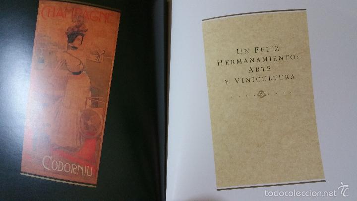 Libros de segunda mano: Codorniu 1551 a 1872 Vintage en Tapas Duras una joya de la historia del cava - Foto 9 - 57953263