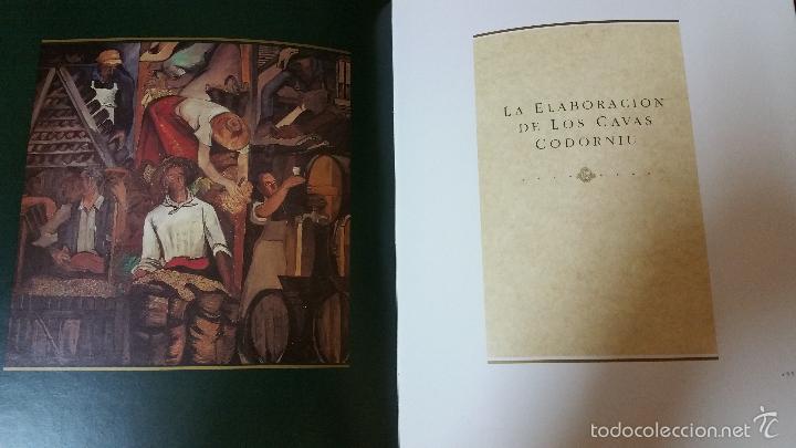 Libros de segunda mano: Codorniu 1551 a 1872 Vintage en Tapas Duras una joya de la historia del cava - Foto 10 - 57953263
