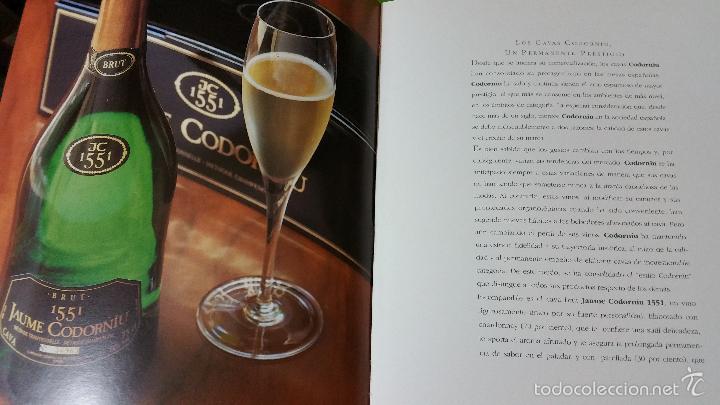 Libros de segunda mano: Codorniu 1551 a 1872 Vintage en Tapas Duras una joya de la historia del cava - Foto 12 - 57953263