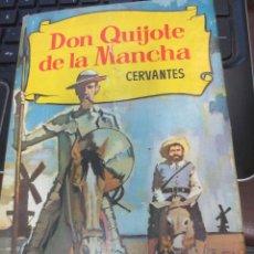 Libros de segunda mano: DON QUIJOTE DE LA MANCHA CERVANTES EDIT BRUGUERA AÑO 1961. Lote 57990050
