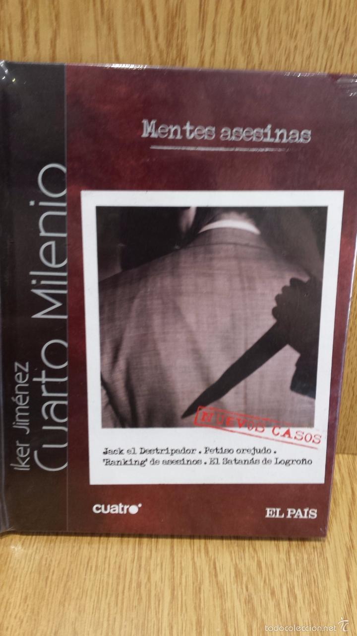 Cuarto milenio n 19 mentes asesinas iker j comprar for Ultimo libro de cuarto milenio