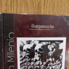 Libros de segunda mano: CUARTO MILENIO. Nº 16 - CAMPOSANTO IKER JIMÉNEZ. LIBRO + DVD / PRECINTADO.. Lote 57992157