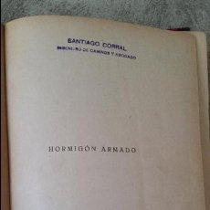 Libros de segunda mano: LIBRO INGENIERÍA HORMIGON ARMADO . Lote 57998163
