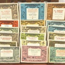 Libros de segunda mano: 7788 - MONOGRAFÍAS HISTÒRICAS DE BARCELONA. 18 EJEM(VER DESCRIP). LIBRE. MILLÀ. 1944/47.. Lote 58021941