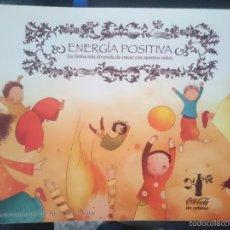 Libros de segunda mano: ENERGIA POSITIVA LA FORMA MAS DIVERTIDA DE CRECER CON NUESTROS NIÑOS -REFM1E3. Lote 58068687
