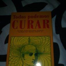 Libros de segunda mano: TODOS PODEMOS CURAR. LIBRITO DE LA REVISTA AÑO CERO. Lote 58106614