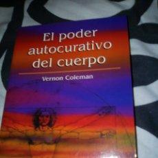 Libros de segunda mano: EL PODER AUTOCURATIVO DEL CUERPO. Lote 58106787