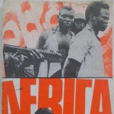 Libros de segunda mano: AFRICA. LA HORA DE LAS VIOLENCIAS. ALFONSO PALOMARES.. Lote 58115509