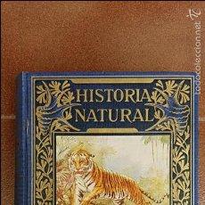 Libros de segunda mano: HISTORIA NATURAL. ANGEL CABRERA. EDIT RAMON SOPENA. Lote 58132041