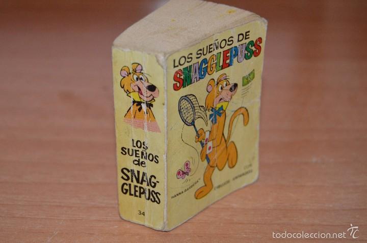 Libros de segunda mano: MINI INFANCIA Nº 34 - LOS SUEÑOS DE SNAGGLEPUSS - 1ª EDICION MAYO DE 1969 - Foto 2 - 58160679