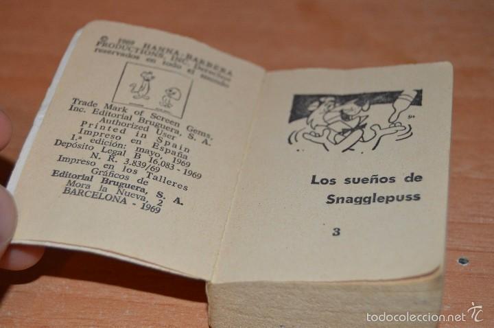 Libros de segunda mano: MINI INFANCIA Nº 34 - LOS SUEÑOS DE SNAGGLEPUSS - 1ª EDICION MAYO DE 1969 - Foto 4 - 58160679