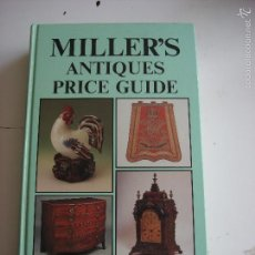 Libros de segunda mano: MILLER'S ANTIQUES PRICE GUIDE. Lote 58179170