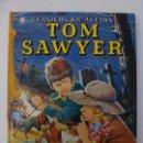 Libros de segunda mano: CLÁSICOS EN ACCIÓN. TOM SAWYER.. Lote 58185519