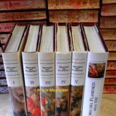 Libros de segunda mano: HISTORIA DEL FLAMENCO . 6 VOLS. AUTOR : NAVARRO GARCÍA, JOSÉ LUIS / ROPERO NUÑEZ, MIGUEL....... Lote 58188146