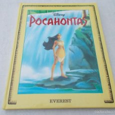 Libros de segunda mano: POCAHONTAS EVEREST. Lote 58190188
