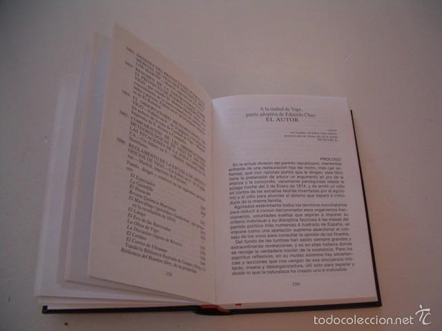 Libros de segunda mano: MANUEL CURROS ENRIQUEZ. Obra Gallega. Obra Castellana. DOS TOMOS. RM75651. - Foto 4 - 58201197