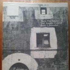 Libros de segunda mano: UNCASTILLO, CATALOGO MONUMENTAL, COLEGIO OFICIAL DE ARQUITECTOS DE ARAGON, 1984. Lote 58207868