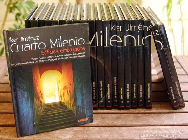 Colección cuarto milenio 1ª temporada. 21 libro - Verkauft ...