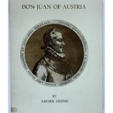 Libros de segunda mano: DON JUAN OF AUSTRIA. THE IMPERIAL BASTARD. Lote 58234065
