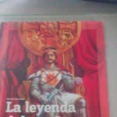 Libros de segunda mano: LA LEYENDA DEL REY ARTURO - EDICION ABREVIADA. Lote 58263648