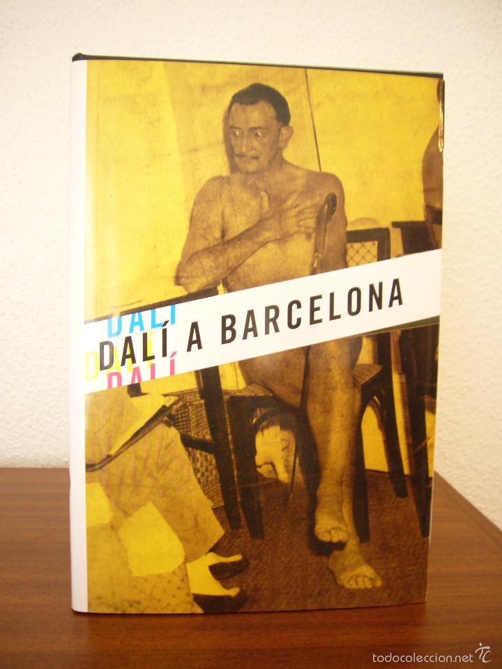 DALÍ A BARCELONA (EDICIONS 3 I 4, 2004) DANIEL GIRALT-MIRACLE I ALTRES (Libros de Segunda Mano - Bellas artes, ocio y coleccionismo - Otros)