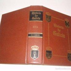 Libros de segunda mano: XOSÉ RAMÓN BARREIRO FERNÁNDEZ. HISTORIA DE GALICIA. VOLUMEN XVI. RM75752. . Lote 58280376